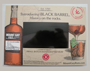 Digital Video Cards for Mount Gay Rum