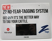 Digital Video Cards for Z Tags