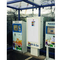 Outdoor digital displays for NCP