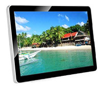 Tablet style digital displays