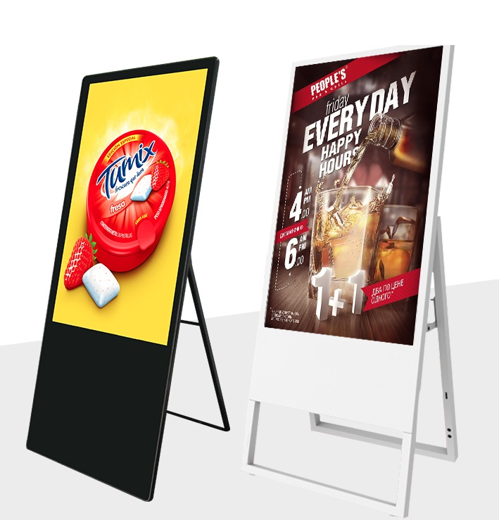 digital a-board displays