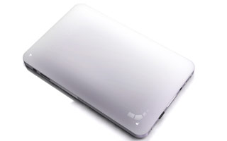 Android Tablets - Back view