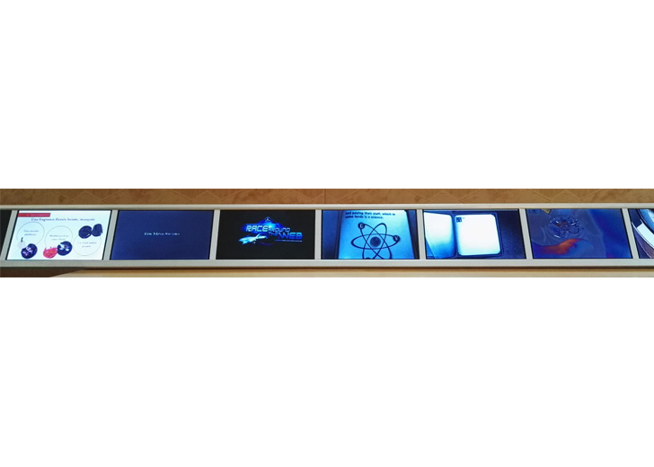 Digital Shelf edge screens