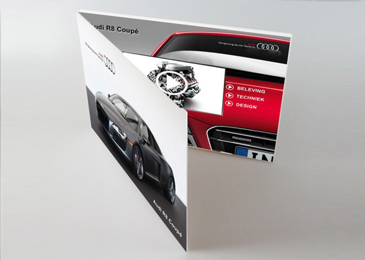Digital Video Brochures for Audi