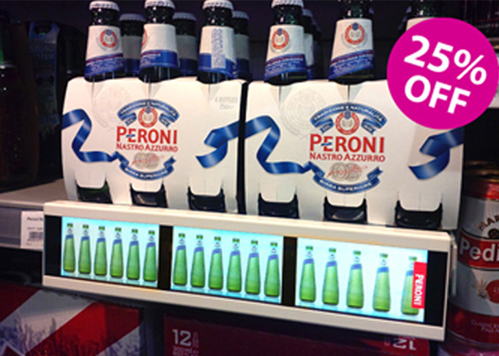 Digital Video Cards for Peroni