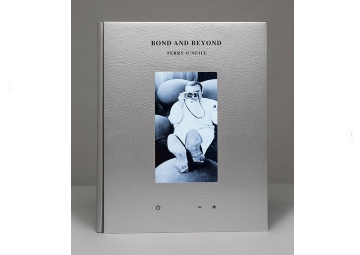 Digital video brochures for Terry O'Neill, Bond and Beyond