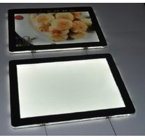 LED Light Box - Crystal edge
