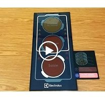e-Paper Displays for Electrolux